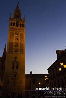 Seville - Giralda at...