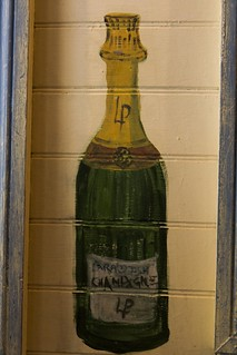 Champagne Bottle - Salty's,...