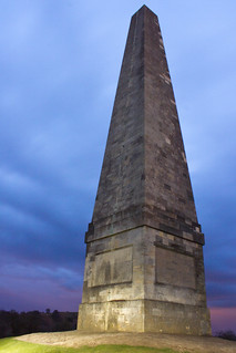 Eastnor Obelisk, Light...