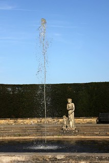 Fountain & Statue, Heaver...