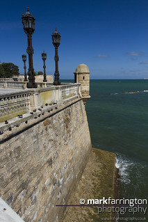 Old City Walls - Cadiz