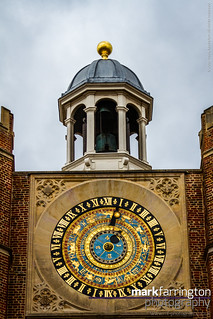 Hampton Court - Astrological...