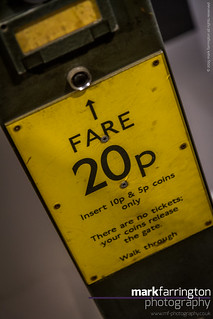20p for the Tube