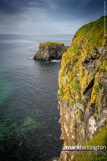 Out to Sea from Carrick-a-Rede...