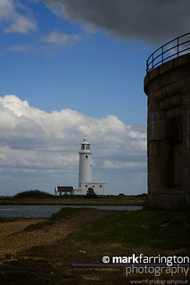 Hurst Castle Lighthouse...