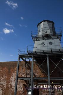 Hurst Castle Low Lighthouse