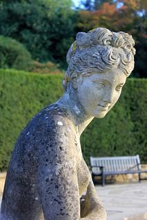 Statue, Heaver Castle,...