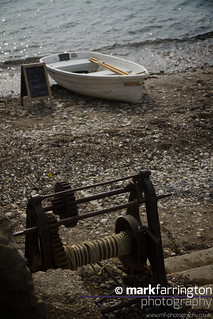 Winch & Boat, Lulworth...