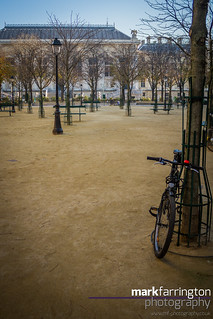 Square in Paris
