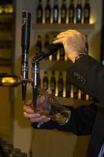 Pouring a Proper Pint...