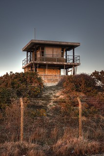 Lookout tower HDR