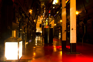 Boiler Room - HMS Warrior