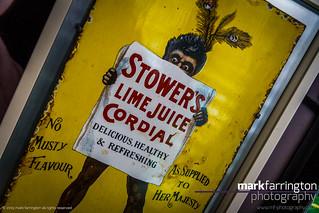 Lime Cordial?