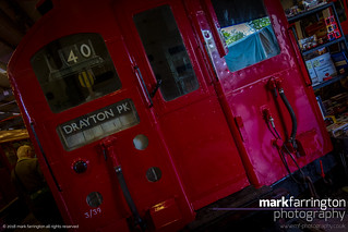 London Transport Museum...
