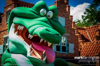 Crocodile (Peter Pan)...