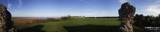 Burgh Castle Panorama