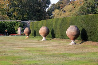 Urns, Heaver Castle,...
