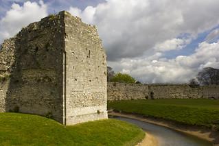 Portchester Castle -...