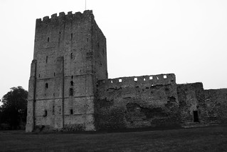 Portchester Castle (Black...