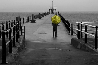 Weymouth Pier - The Girl...