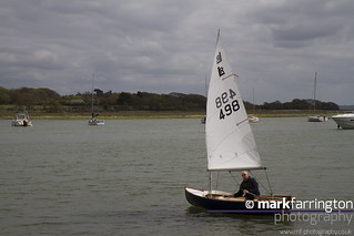 Sailor at Lymington