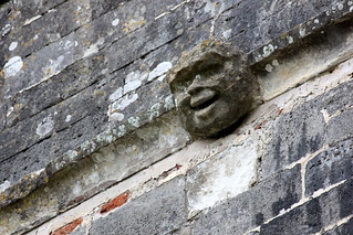 Titchfield Abbey Gargoyles