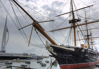 HMS Warrior (HDR)