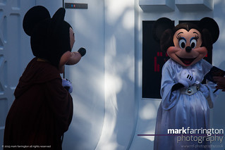 Mickey and Minnie as...