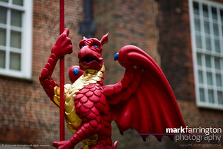 Hampton Court - Wyvern