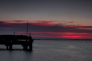 Yarmouth Pier Sunset...
