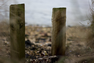 Warsash Beach