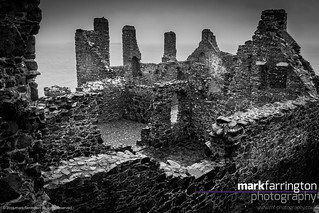 Ruined Kitchens at Dunluce...