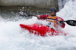 Kayaks at the Lee Valley...