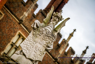 Hampton Court - Dragon