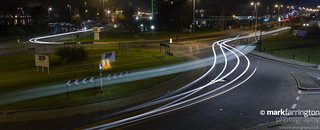 Traffic Trails in Southampton