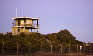 Lookout Tower at Dusk