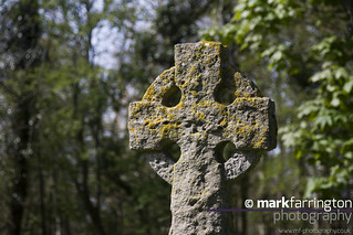 Celtic Cross - Tyneham...