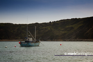 Fishing Boat in Lulworth...