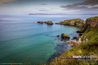 The Coast At Carrick-a-Rede...