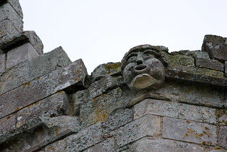 Titchfield Abbey Gargoyle