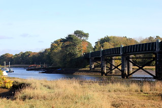Hamble Rail Bridge