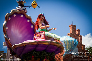 Ariel (The Little Mermaid)...