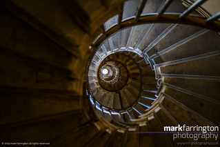 Up the Spiral Stairs