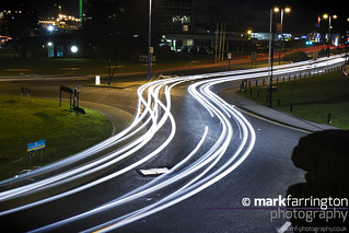 Traffic Trails in Southampton