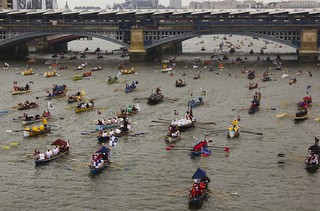Rowing Boats - Jubilee...