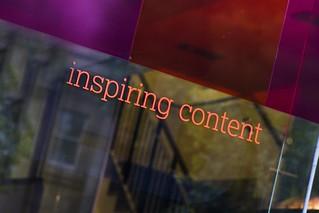 Inspiring Content