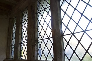 Old Window - Odda's Chapel,...