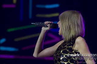 Taylor Swift at Capital's...