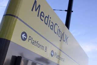 Welcome to MediaCityUK