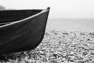 Dinghy - Chesil Cove...